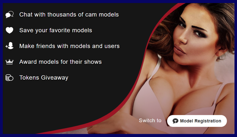Why should i login into stripchat.com account